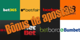 Bônus de boas-vindas de sites de apostas online